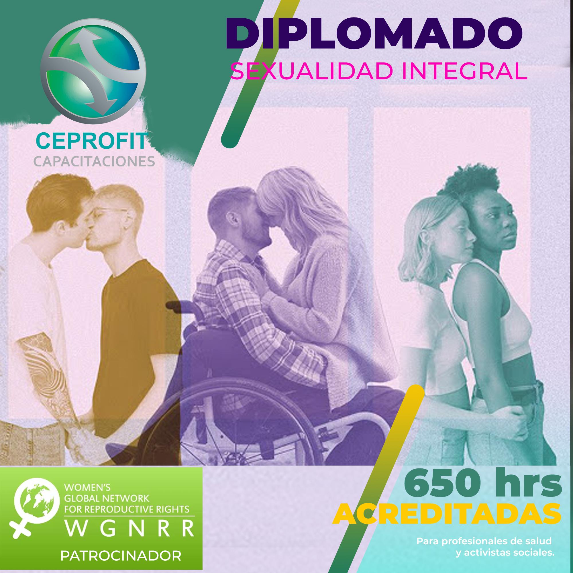 DIPLOMADO EN SEXUALIDAD INTEGRAL